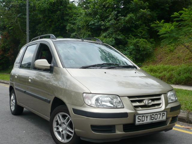 HYUNDAI MATRIX 1.6 AUTO Registration Date: 10 Apr 2003. Price: S$P O A